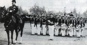 Foto Caballo Escuela Naval